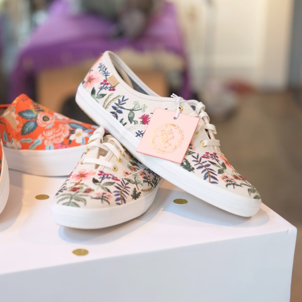Keds Rifle Paper Co Collection