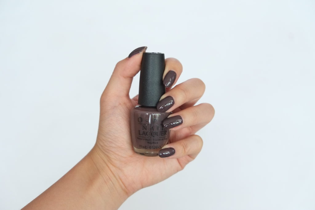 OPI Iceland That's what Friends are Thor Swatch