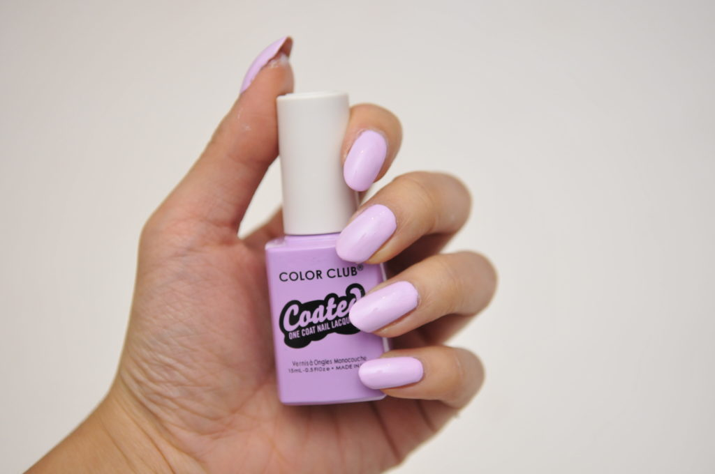 color club coated swatch review canada diggin the dancing queen
