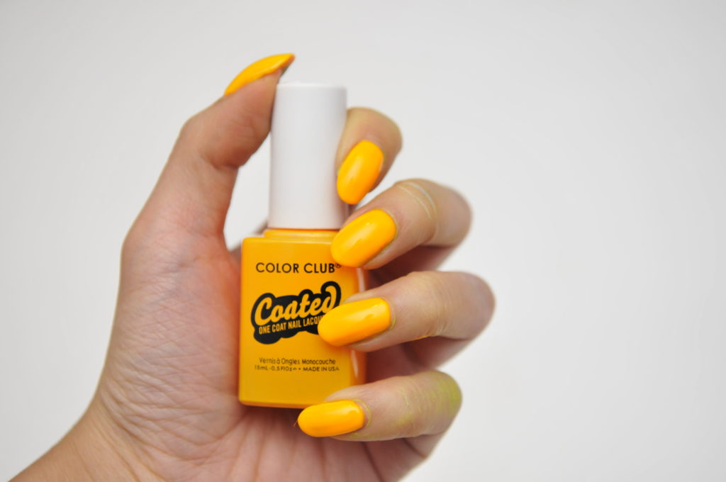 color club coated swatch review canada psychedelic scene