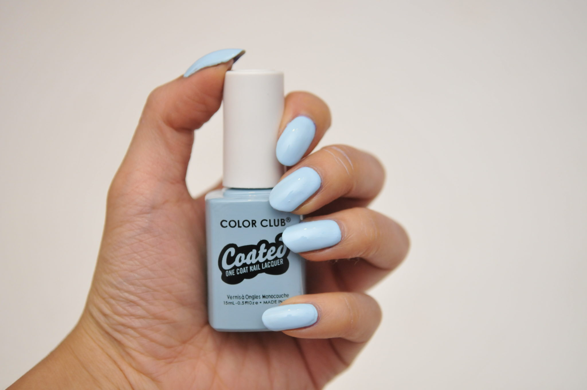 Color Club Coated One Coat Nail Polish Review and Swatches
