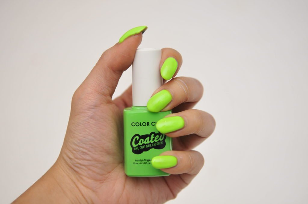 color club coated swatch review canada we liming