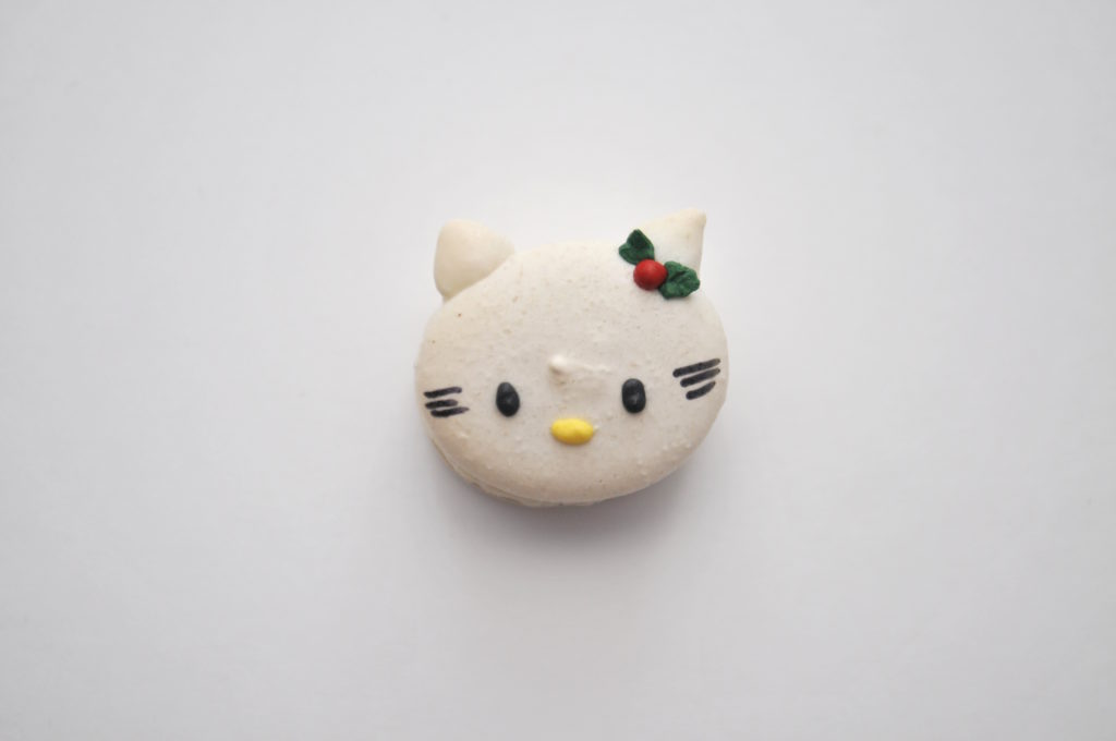 DaanGo Cake Lab Hello Kitty Character Macaron Review Scarborough
