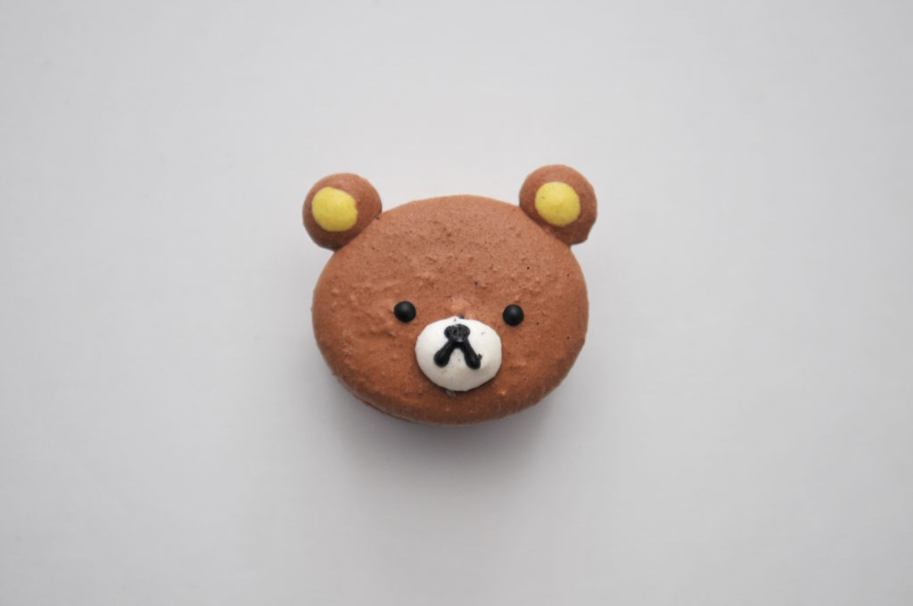 DaanGo Cake Lab Rilakkuma Character Macaron Review Scarborough