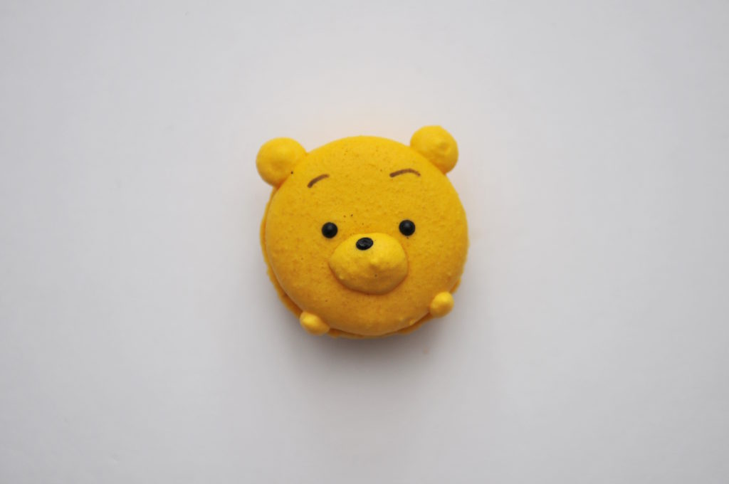 DaanGo Cake Lab Winnie the Pooh Character Macaron Review Scarborough