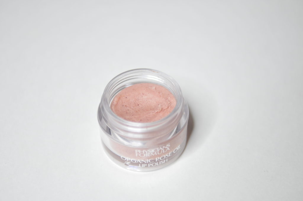 Physicians Formula Organic Rose Oil Lip Polish Review Canada