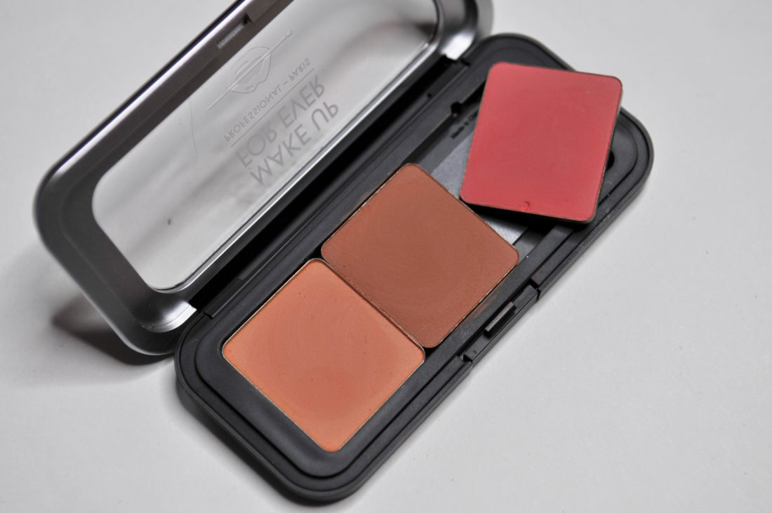 MAKE UP FOR EVER ARTIST MUFE Artist Color Shadows M-748 Coral M-705
