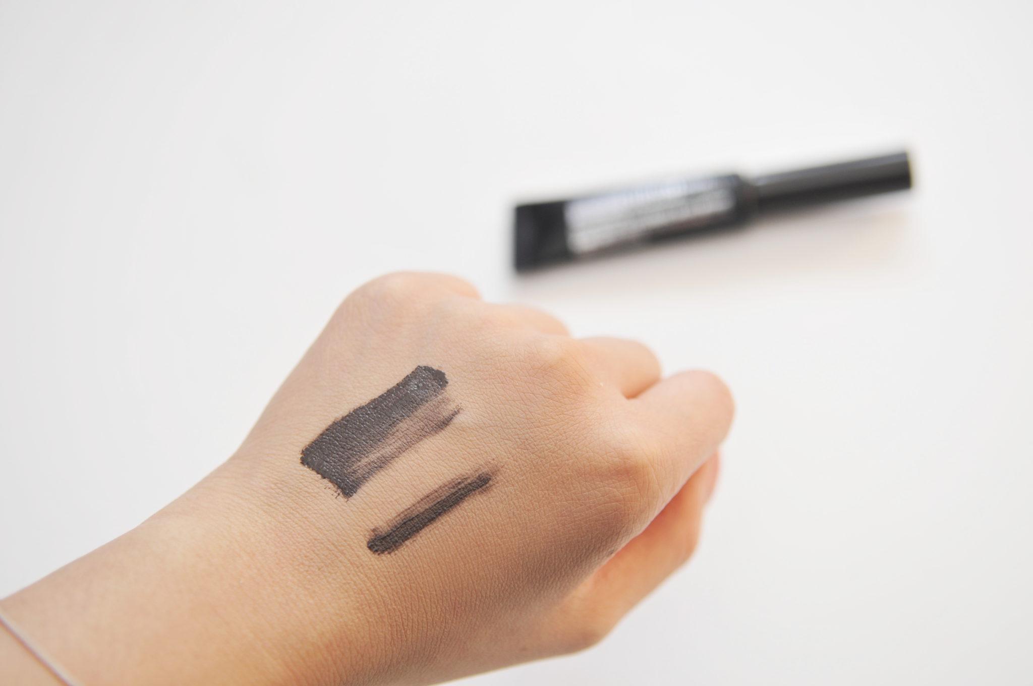Maybelline Tattoo Studio Waterproof Eyebrow Gel In Deep Brown