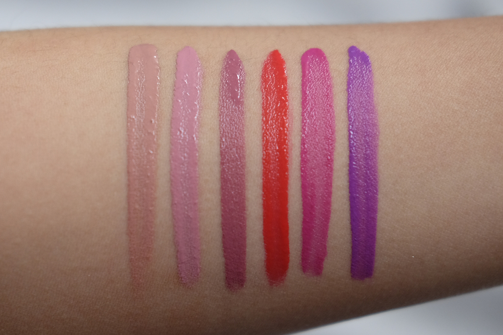Maybelline Superstay Matte Ink Liquid Lipsticks Stephanie Lau