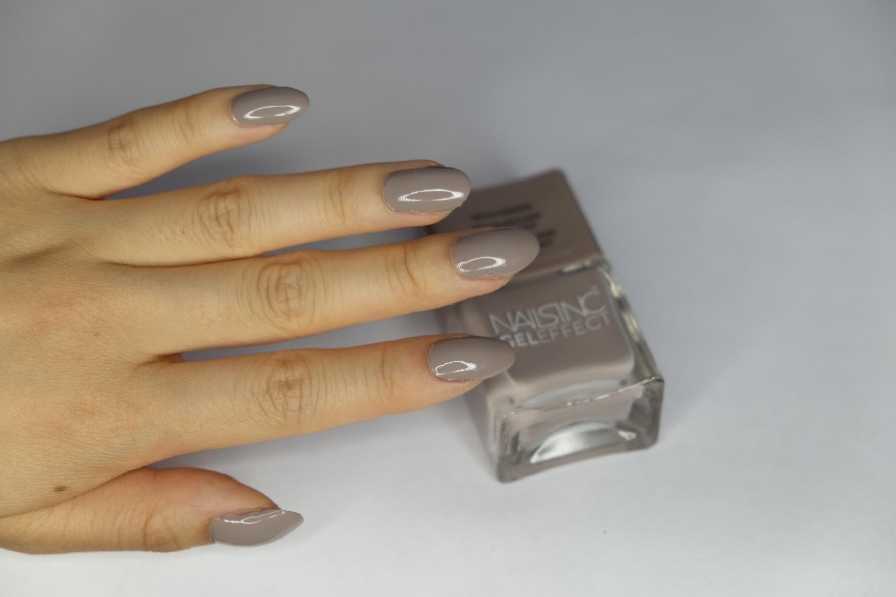 Nails Inc Gel Effect Nail Polishes Stephanie Lau