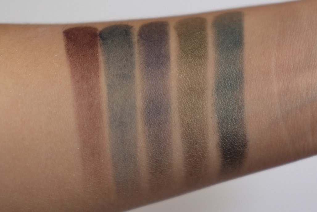 Mary Kay Chromafusion Eyeshadow Blush Highlighter And Contour