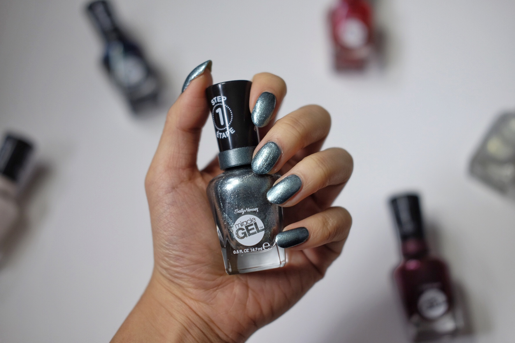 Sally Hansen Decadence Collection | Holiday 2018 - stephanie lau